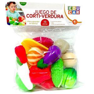 Juego de corti-verdura (15 pzas.)