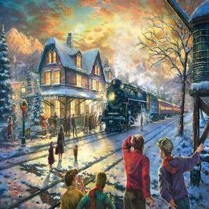 Todos a bordo navidad (1000 pzas.)