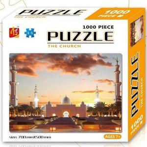 Mezquita Sheikh Zayed (1000 pzas.)