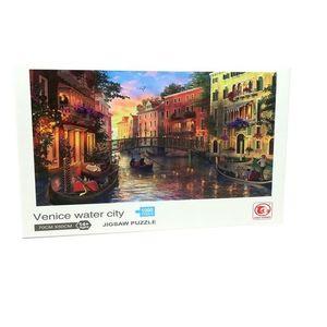 Rompecabezas Romance en Venecia (1000 pzas.)