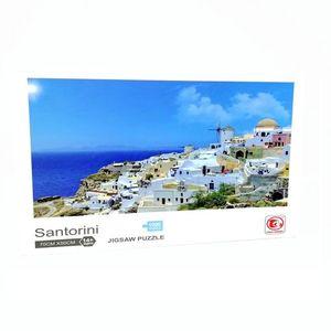 Rompecabezas Vista de Santorini (1000 pzas.)