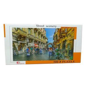 Rompecabezas Pasaje en Sicilia (500 pzas.)