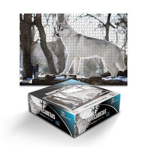 Rompecabezas Lobo Siberiano (1000 pzas.)
