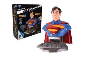 Rompecabezas 3D face Superman