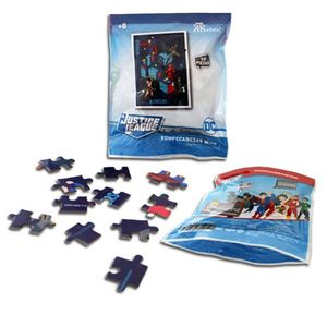 Rompecabezas mini Justice League (50 pzas.)