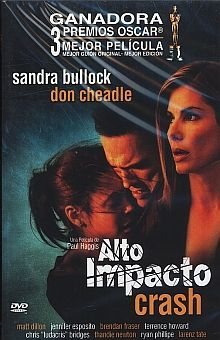 ALTO IMPACTO CRASH / DVD