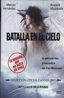 BATALLA EN EL CIELO / DVD