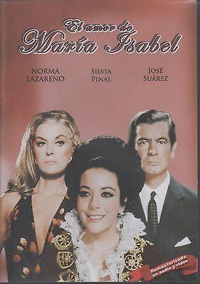 AMOR DE MARIA ISABEL, EL / DVD