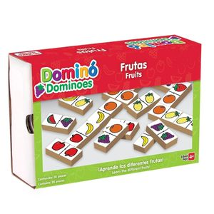 Dominó de frutas Diako