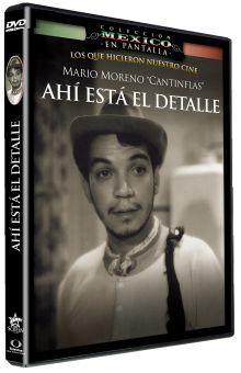AHI ESTA EL DETALLE / DVD