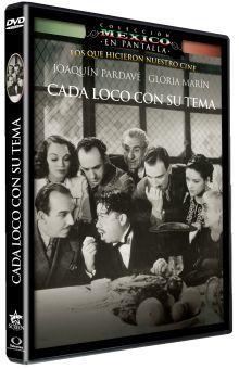 CADA LOCO CON SU TEMA / DVD