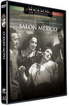 SALON MEXICO / DVD