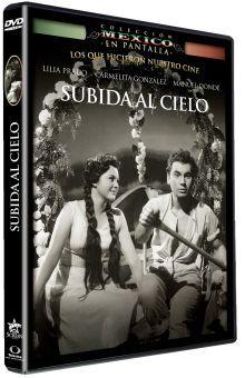 SUBIDA AL CIELO / DVD