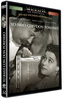 YO BAILE CON DON PORFIRIO / DVD