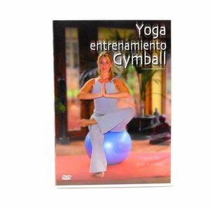 YOGA ENTRENAMIENTO GYMBALL / DVD