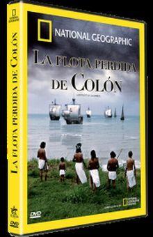 FLOTA PERDIDA DE COLON, LA / NATGEO / DVD
