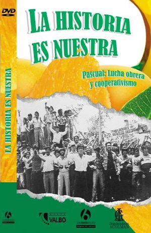 HISTORIA ES NUESTRA, LA / DVD