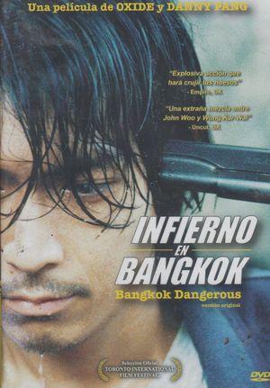 INFIERNO EN BANGKOK / DVD