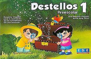 DESTELLOS 1. PREESCOLAR