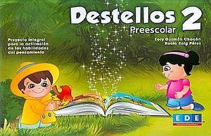 DESTELLOS 2. PREESCOLAR