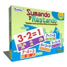 R.C. SUMANDO Y RESTANDO 72 PZS.