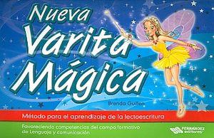 NUEVA VARITA MAGICA. PREESCOLAR