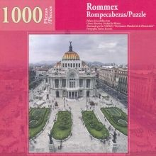 R.C. PALACIO DE BELLAS ARTES CENTRO HISTORICO CIUDAD DE MEXICO 1000 PZS.