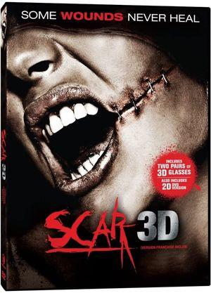 SCAR 3D / DVD