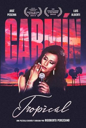 CARMIN TROPICAL / DVD