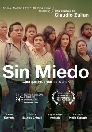 SIN MIEDO / DVD