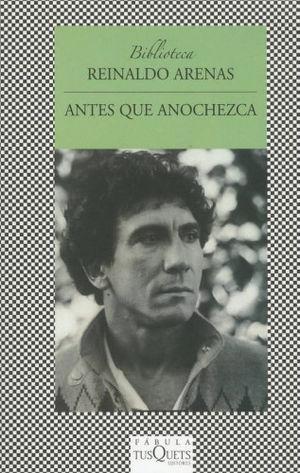 ANTES QUE ANOCHEZCA