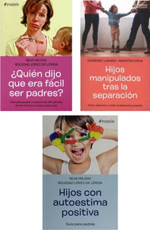 PAQ. EL CUIDADO DEL NIÑO (3 TITULOS)