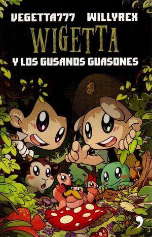 PAQ. WIGETTA 2 (WIGETTA Y LOS GUSANOS GUASONES + WIGETTA)