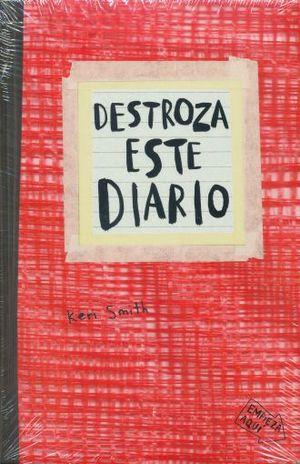 DESTROZA ESTE DIARIO / GUERRILLA (ROJO)