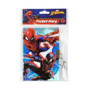 Pocket Diary Spider Man