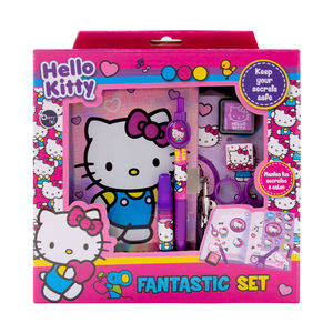 Fantastic Set Hello Kitty