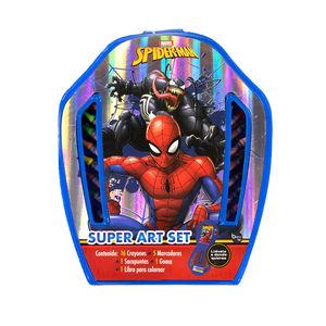 Super Art Set Spider Man