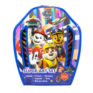 Super Art Set Paw Patrol