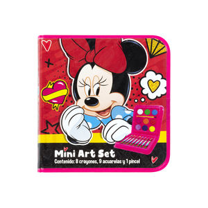 Mini Art Set Minnie Mouse