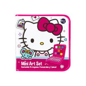 Mini Art Set Hello Kitty