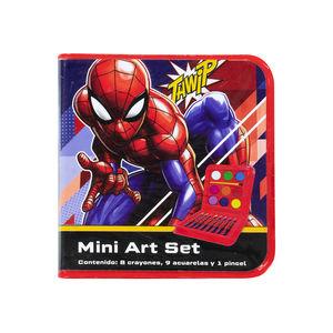 Mini Art Set Spider Man