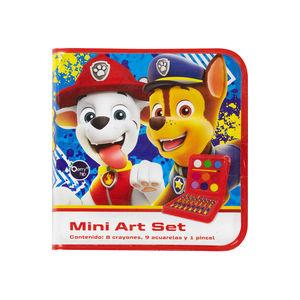 Mini Art Set Paw Patrol