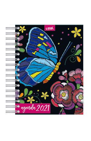 Agenda Deluxe diaria México Huichol 2021