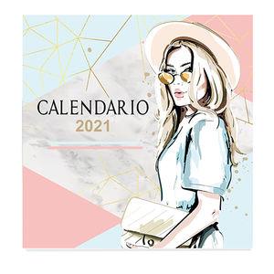 Calendario Chicas Fashion 2021