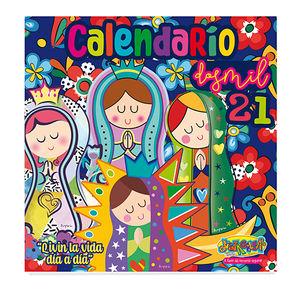 Calendario Distroller Colors 2021