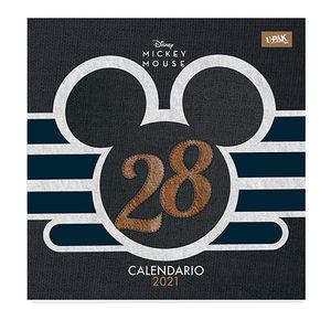 Calendario Mickey Pictures 2021