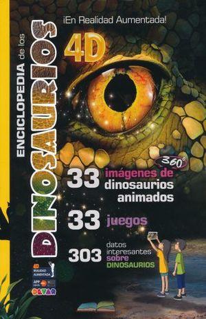 ENCICLOPEDIA DE LOS DINOSAURIOS / PD. (REALIDAD AUMENTADA)