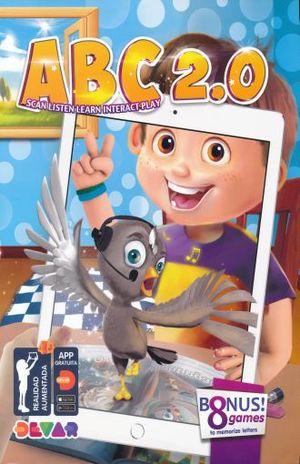 ABC 2.0. ABECEDARIO EN INGLES / PD. (REALIDAD AUMENTADA)