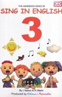 SING IN ENGLISH 3 (INCLUYE CD)