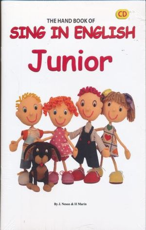 SING IN ENGLISH JUNIOR (INCLUYE CD)